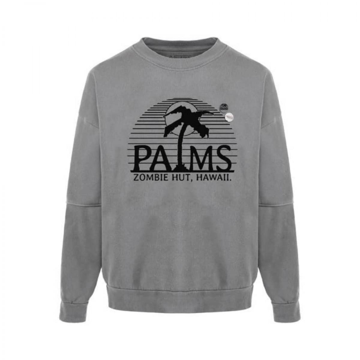 roller palms sweat - grey