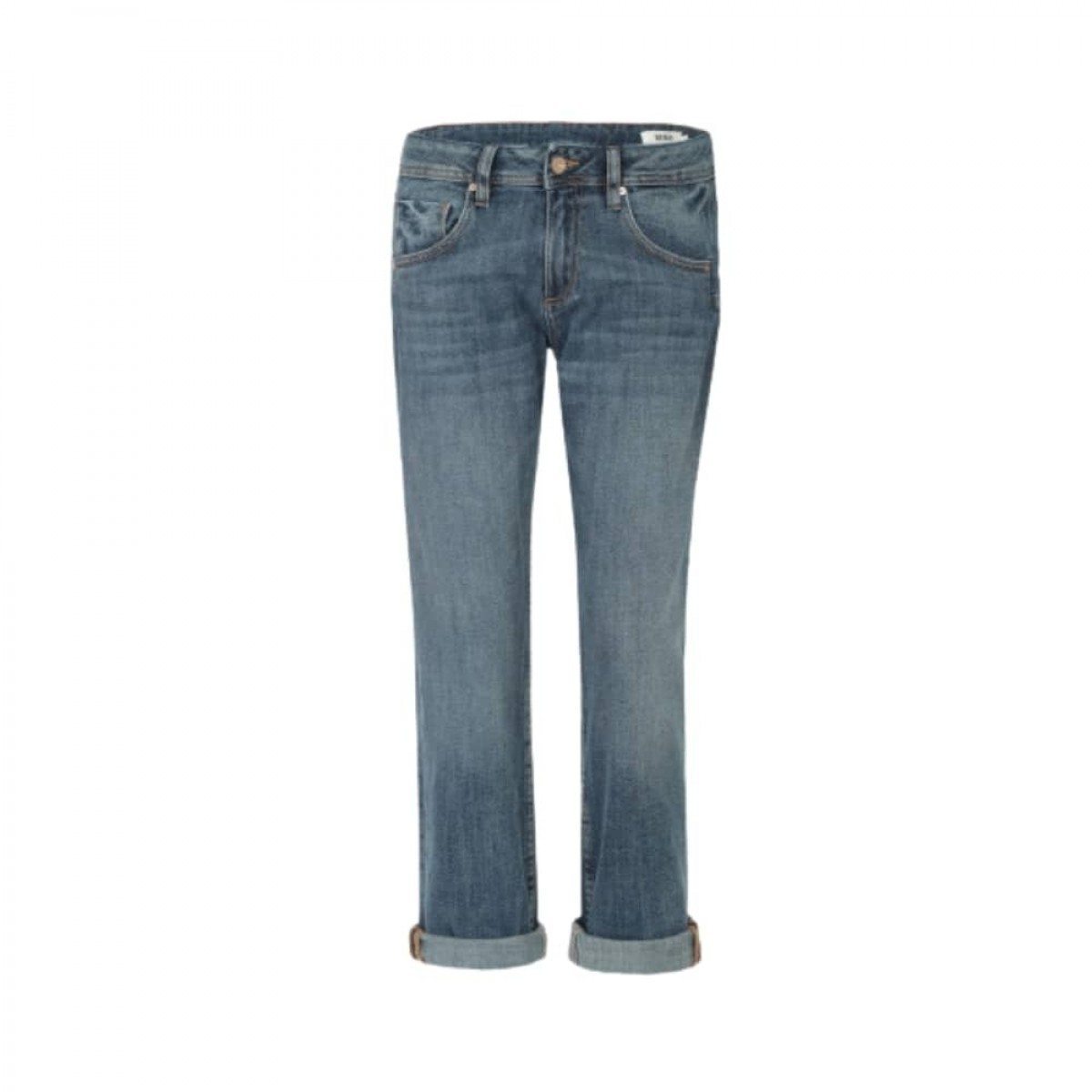 nina boyfriend jeans - dirty blue