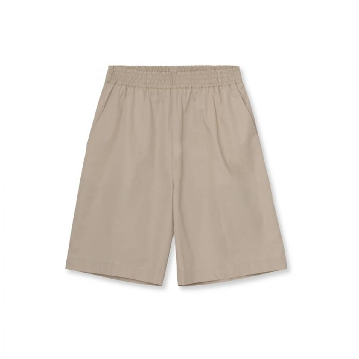 solo shorts - beige