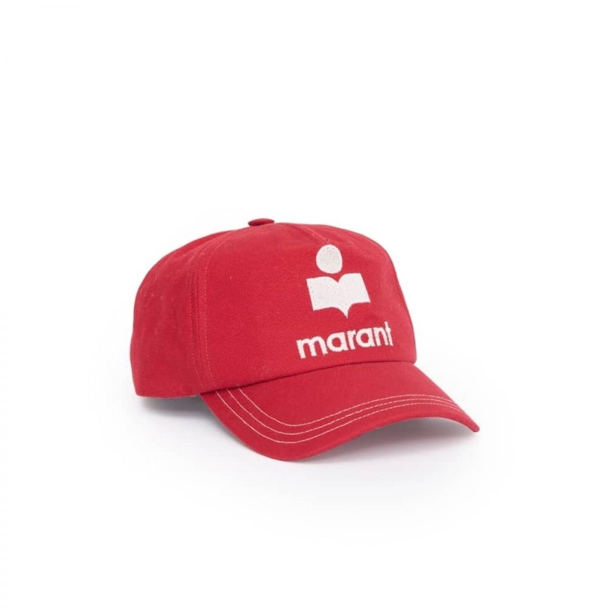 tyron cap - red