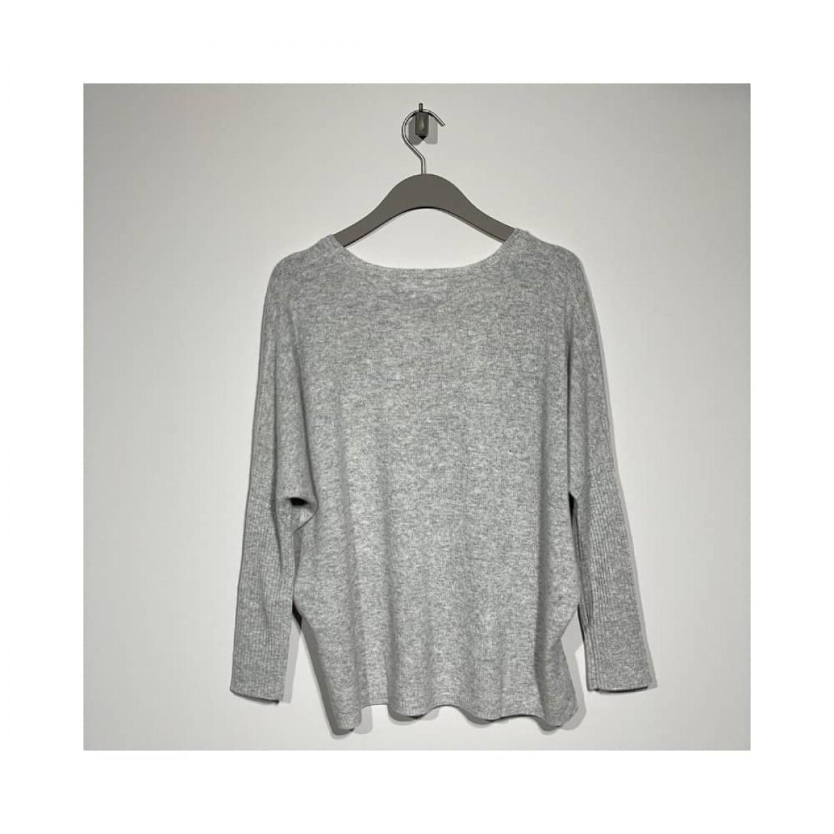 agnes strik - light grey melange - bag