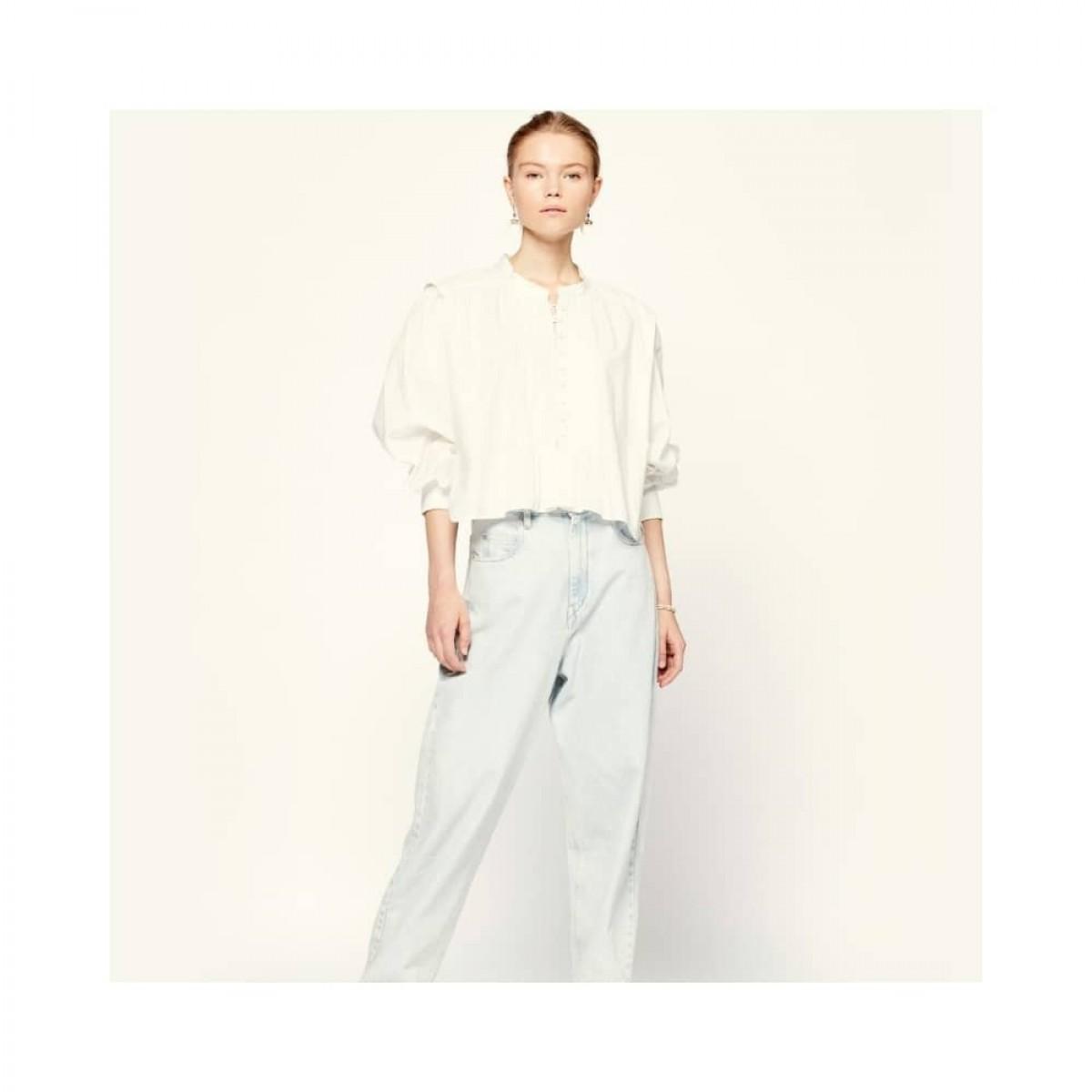okina top - white