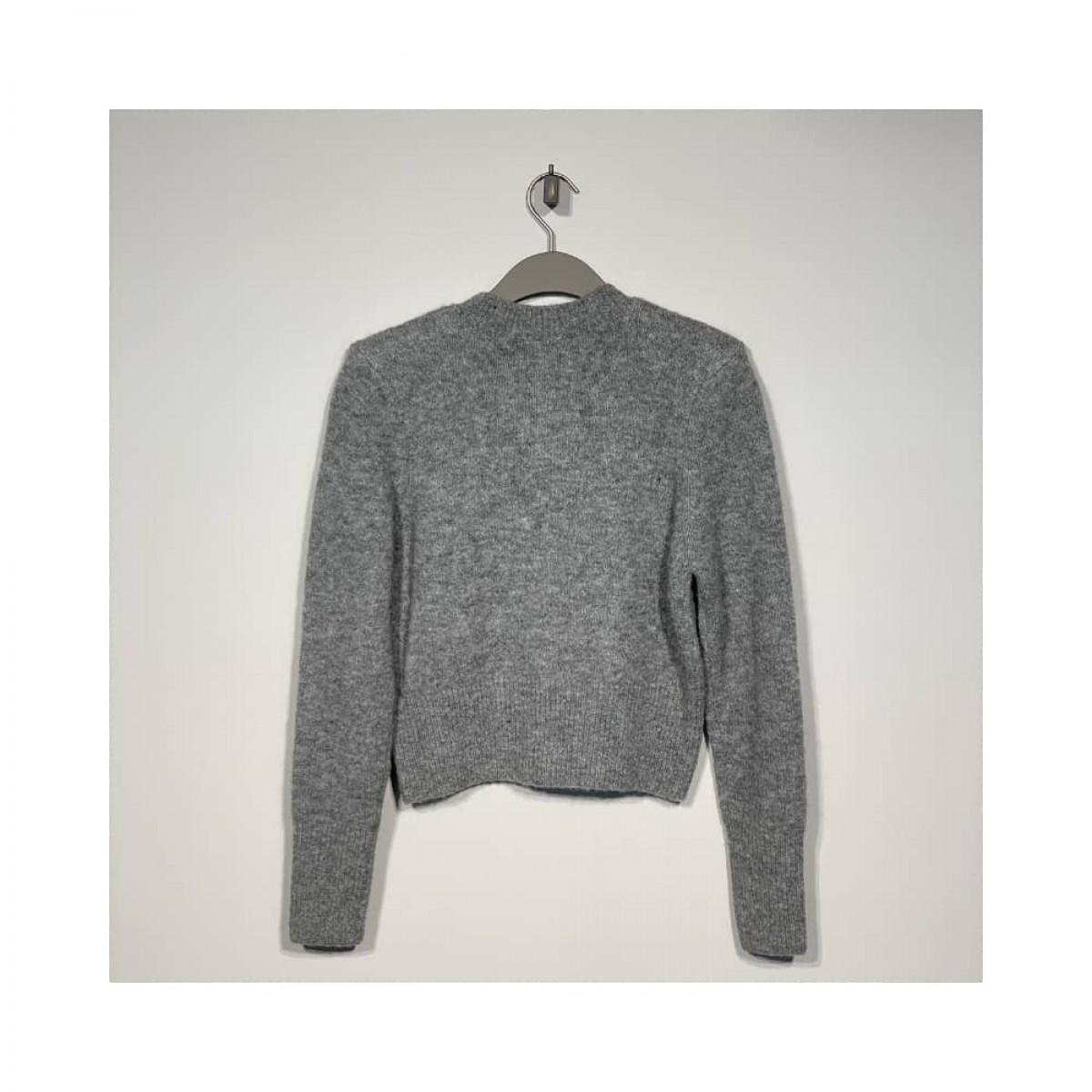 hudson cardigan - grey - bag