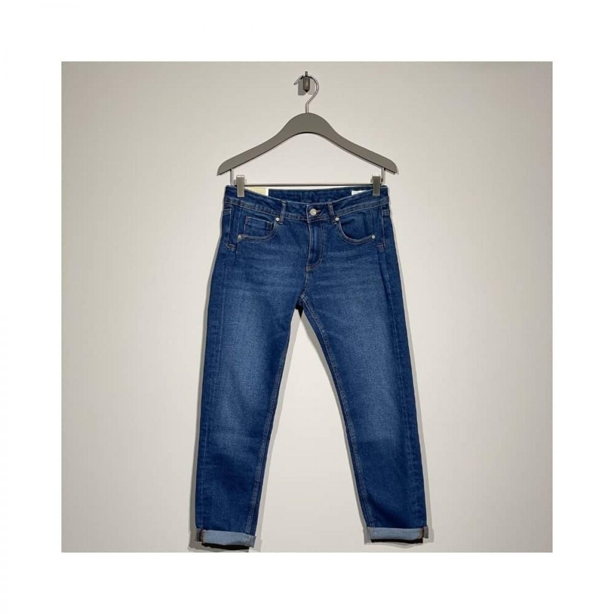 nina boyfriend jeans - blue