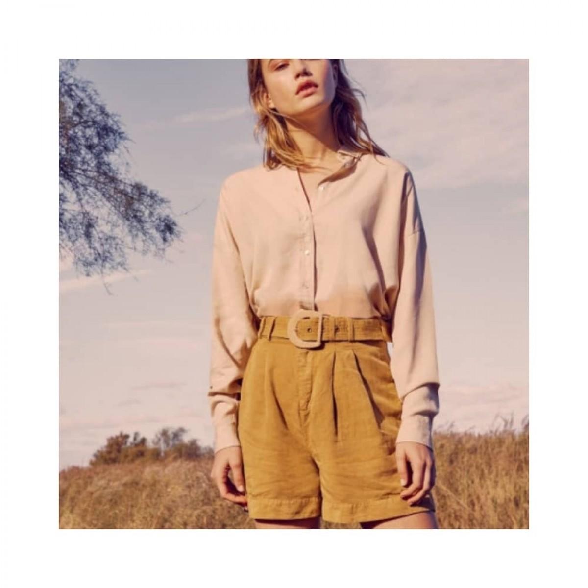 saby shorts - bronze mist