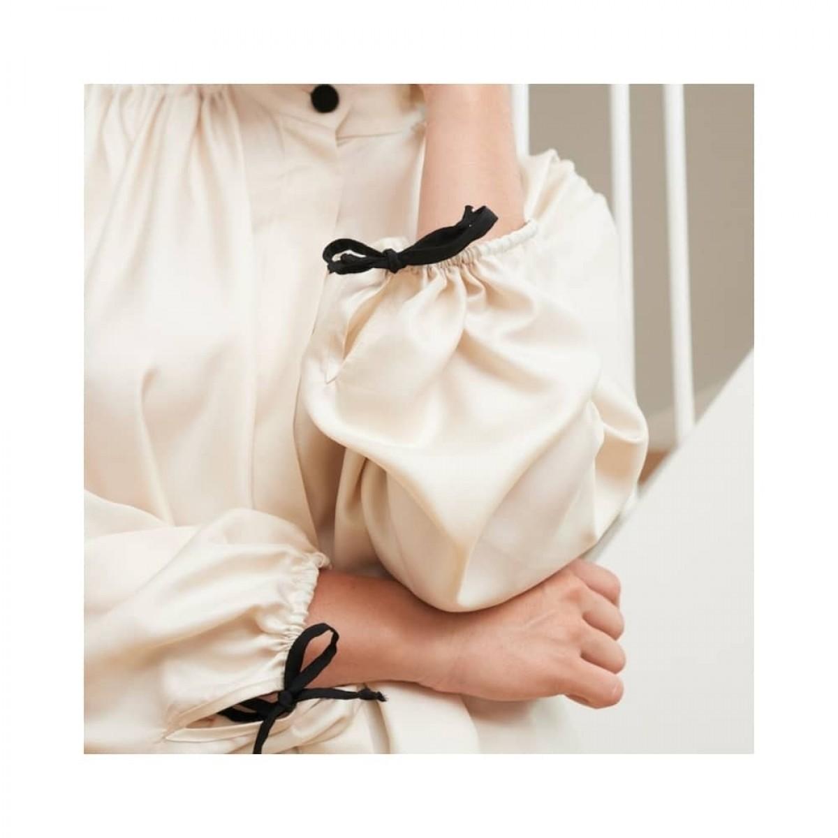 fifi bluse - beige