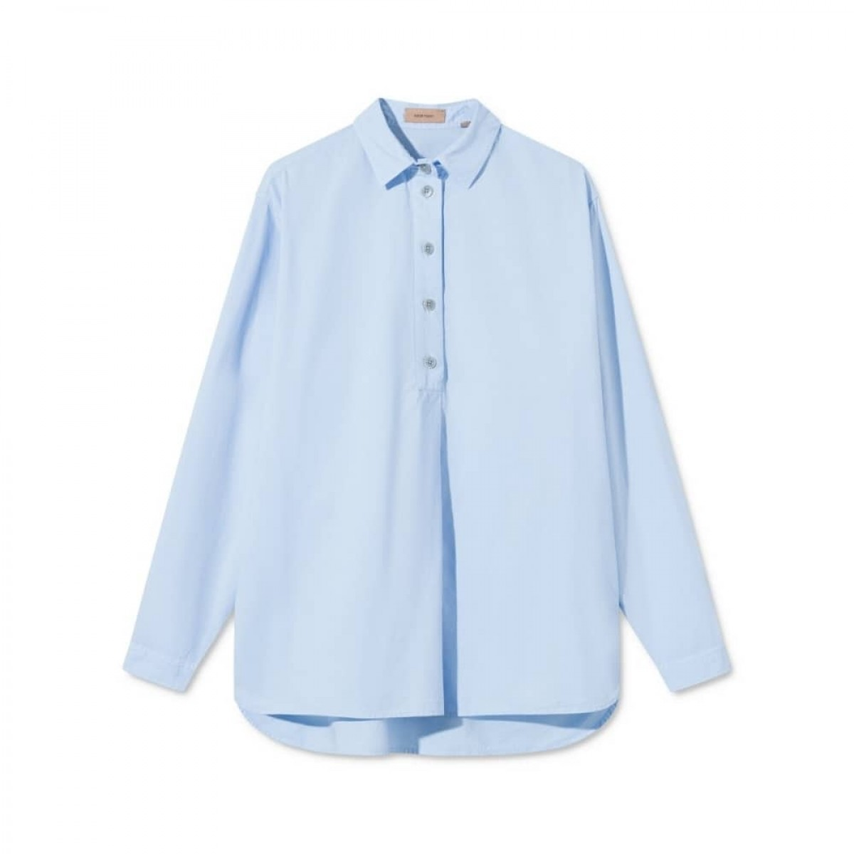shiloh skjorte - light blue