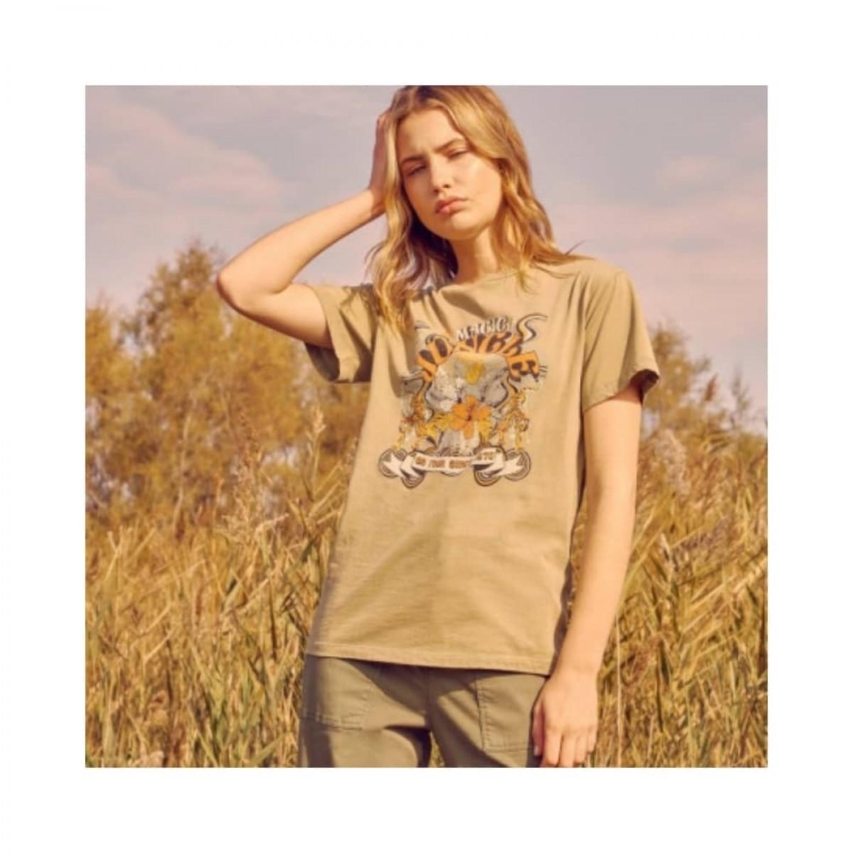 twiggy t-shirt - olive
