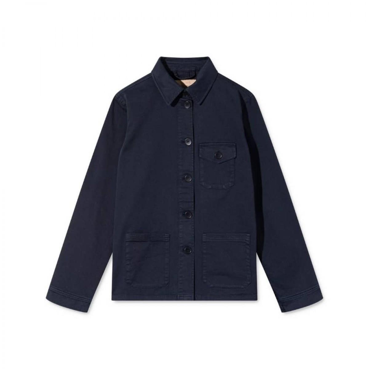 cady workwear jakke - navy