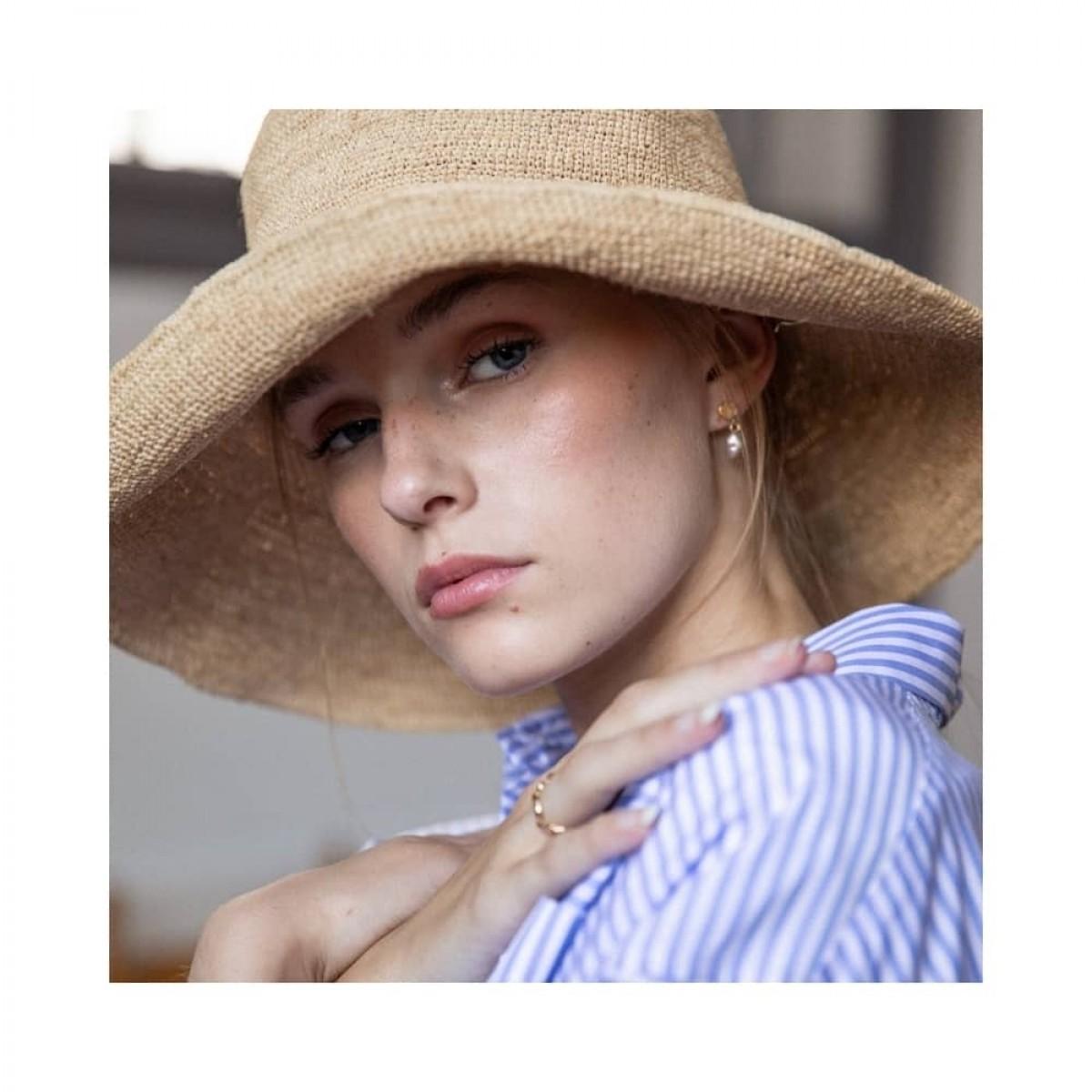 abigail strå-hat
