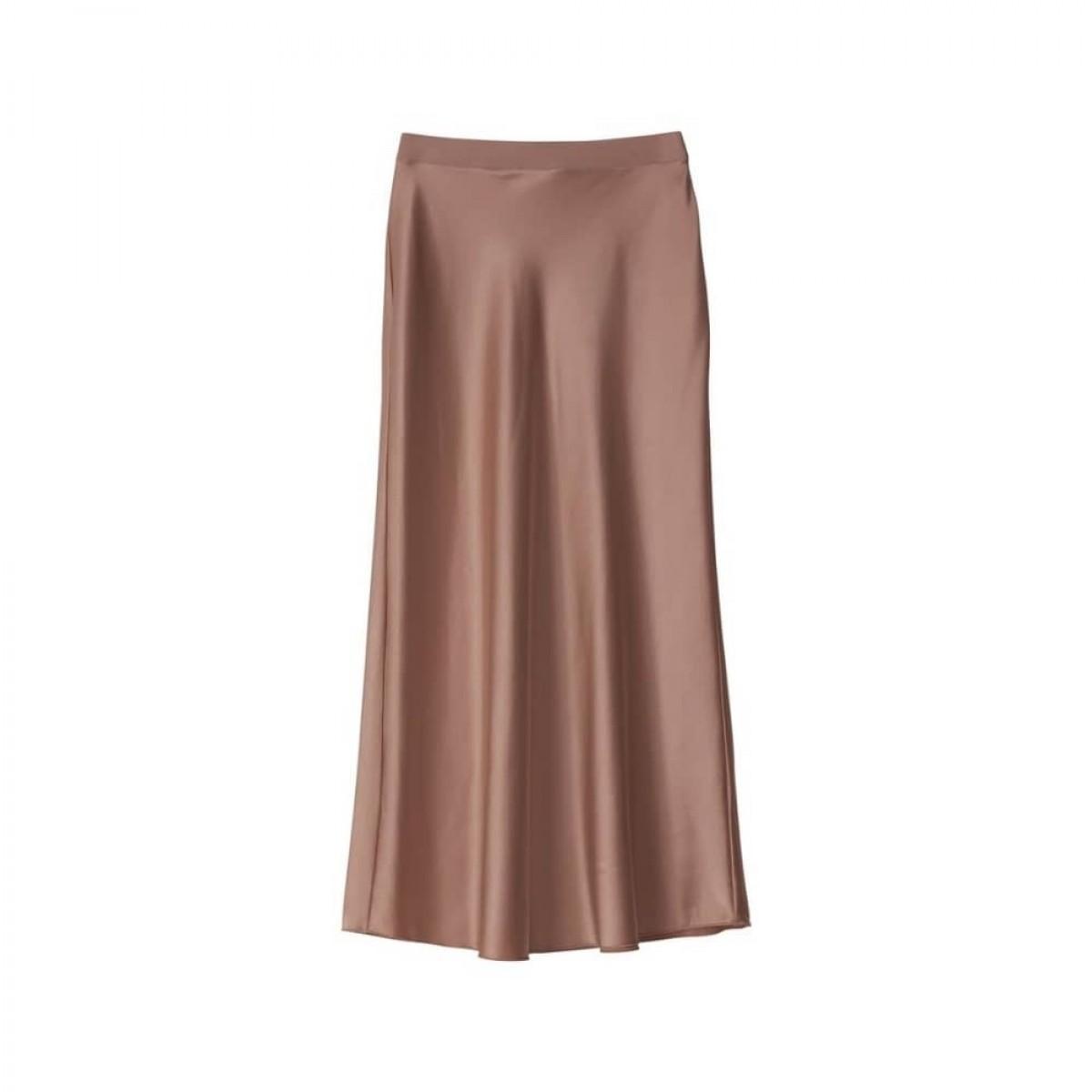 hana nederdel - sand - front