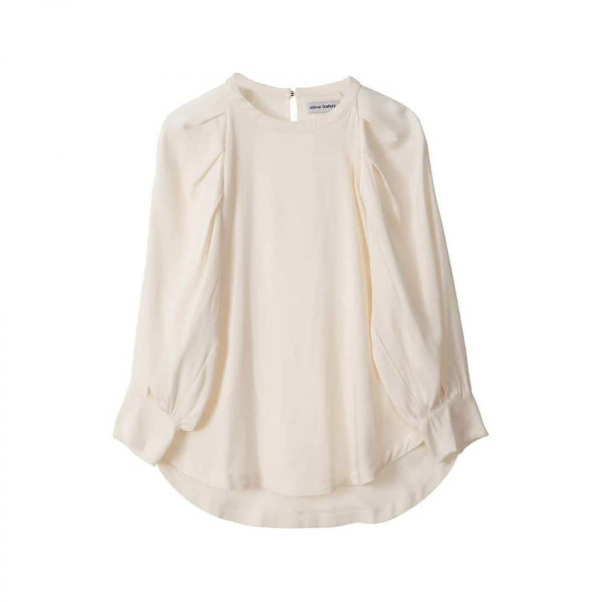 cheyenne bluse - off white - front