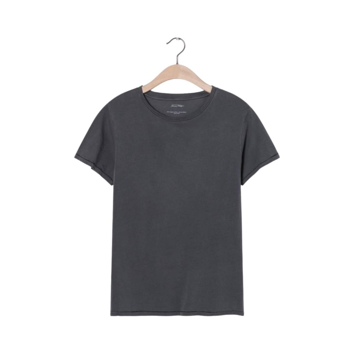 vegiflower t-shirt - metal - front billede