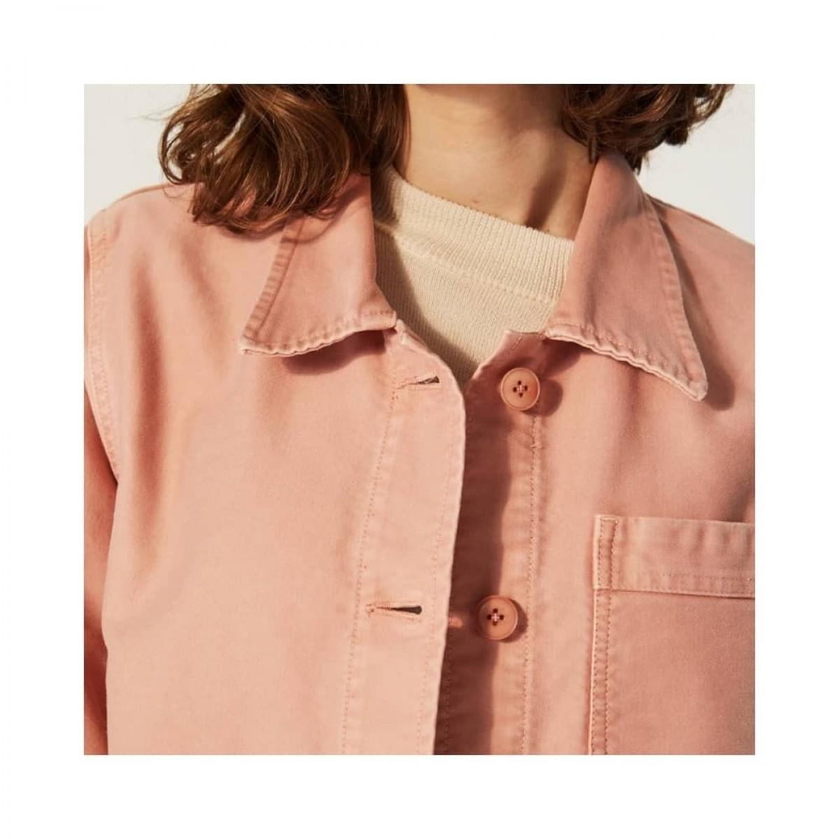 genuine work jacket - rose - krave