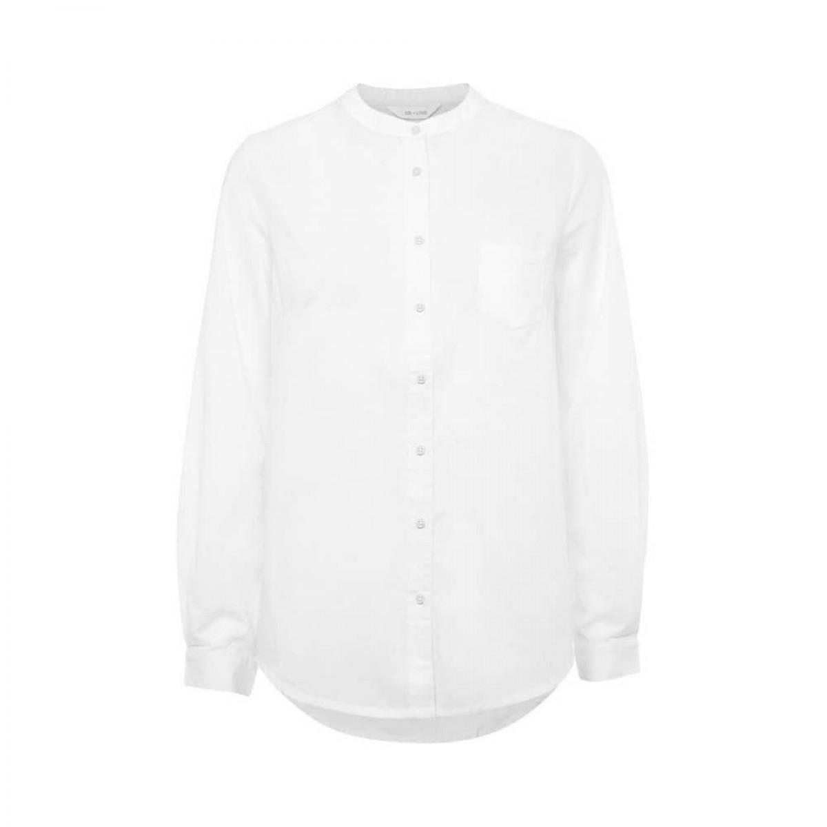 woodie skjorte - white - front