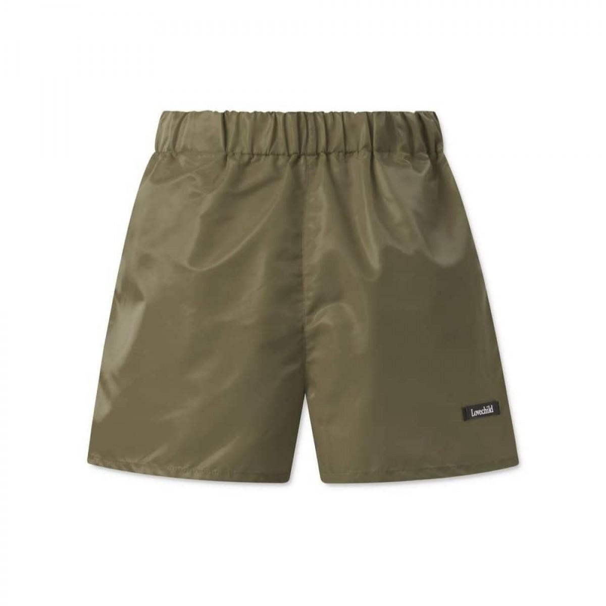 alessio shorts - army