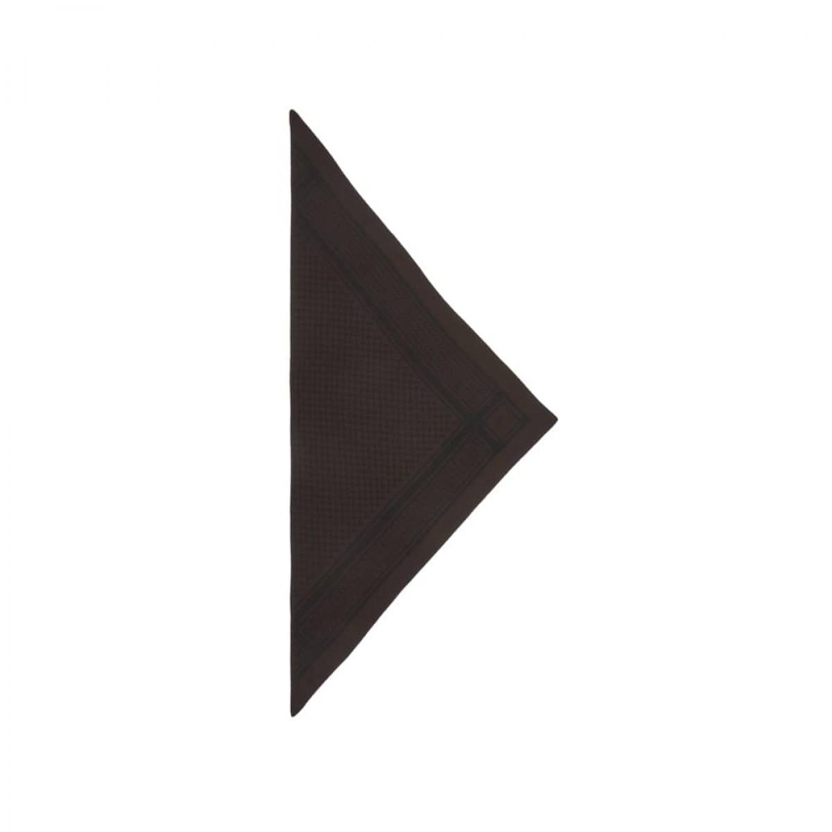triangle trinity classic m - black on moka - front