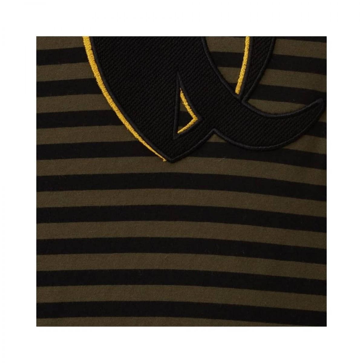 igori longsleeve tee - olive - logo