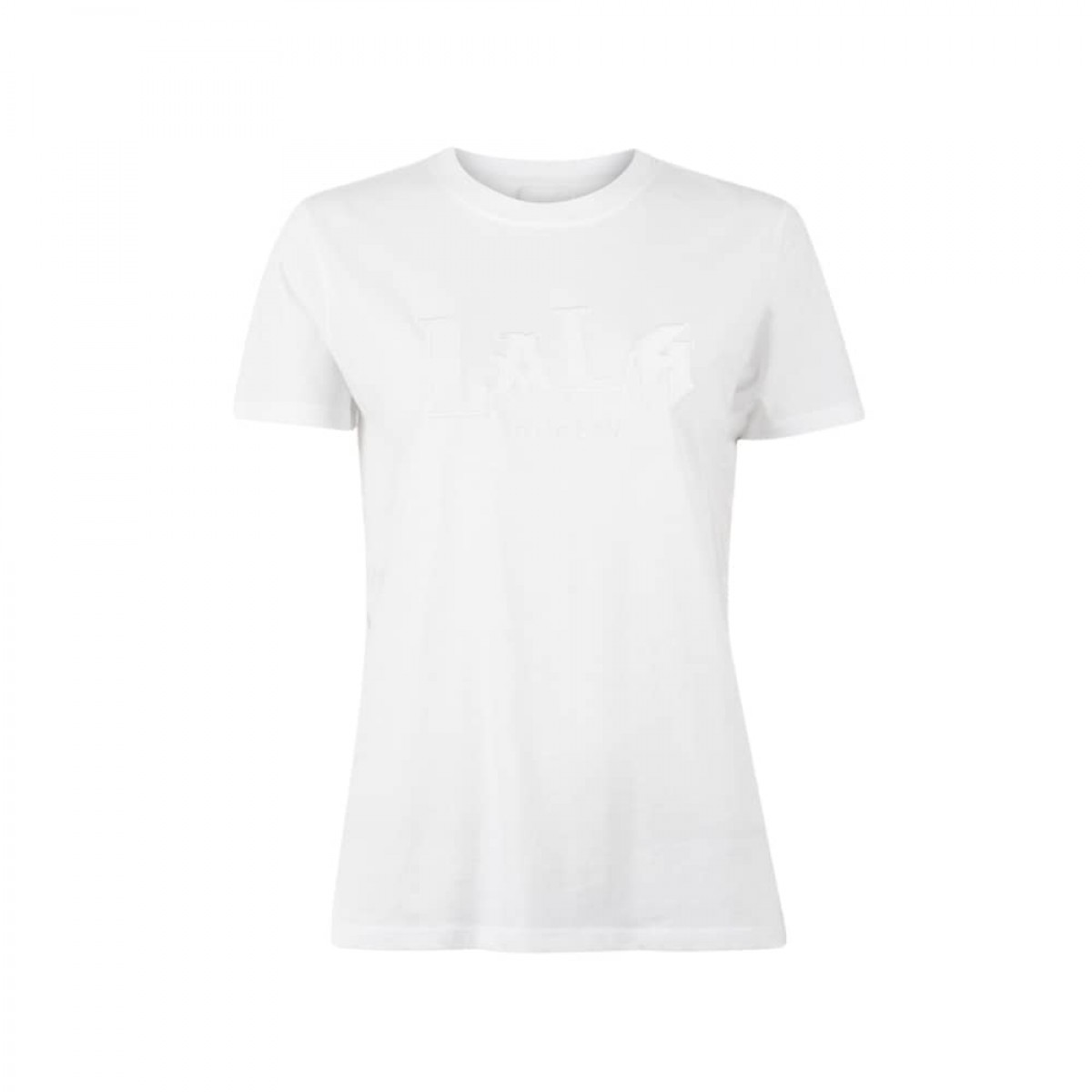 t-shirt reda lala mix - white - front