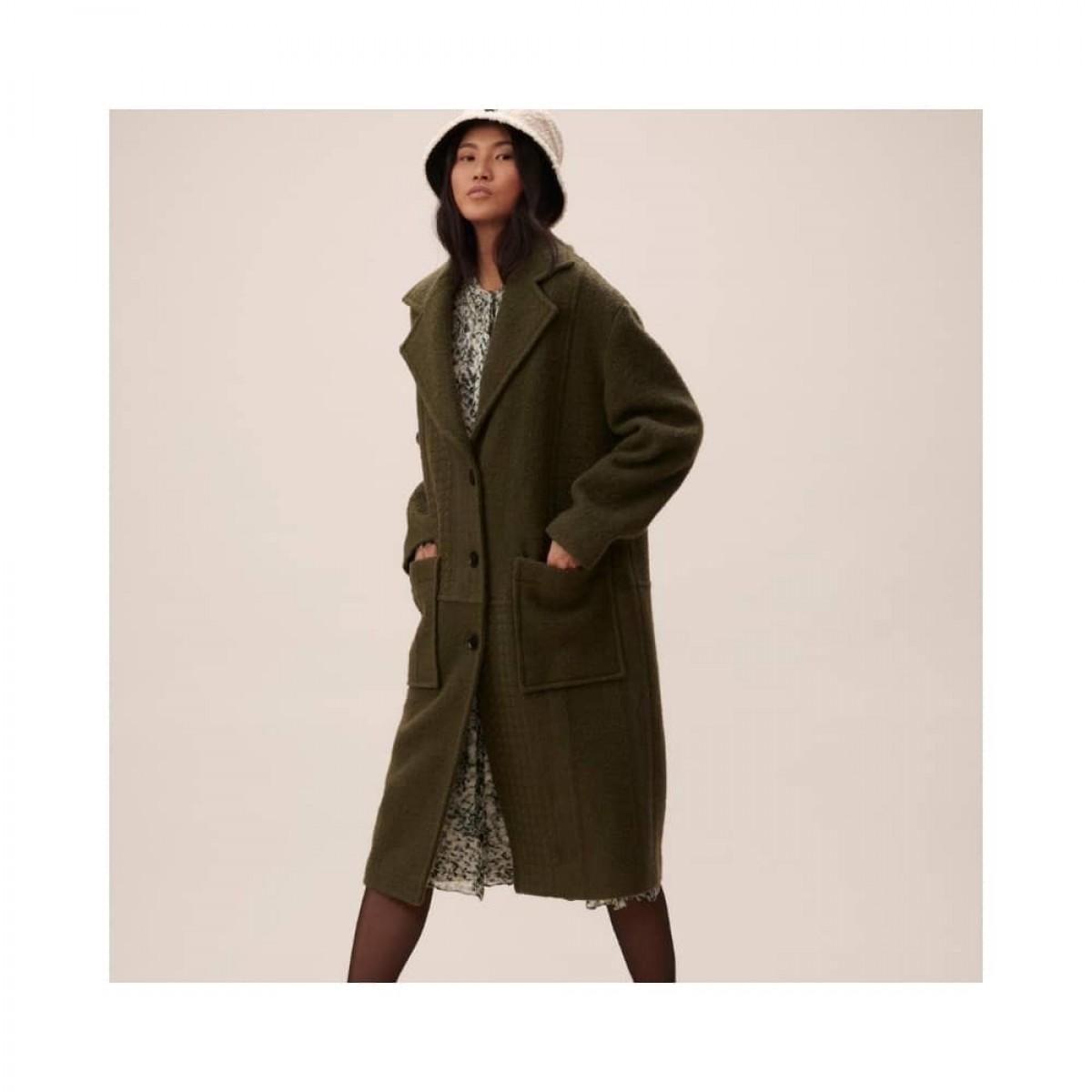 coat chayenne - olive