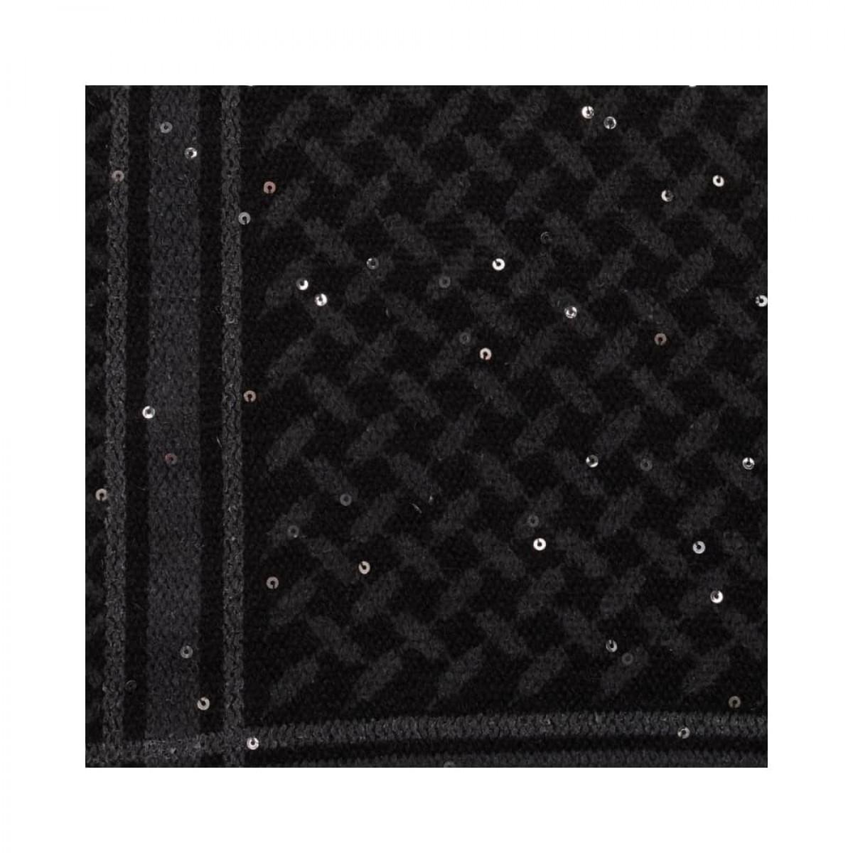 triangle trinity classic m - sequins black - detalje