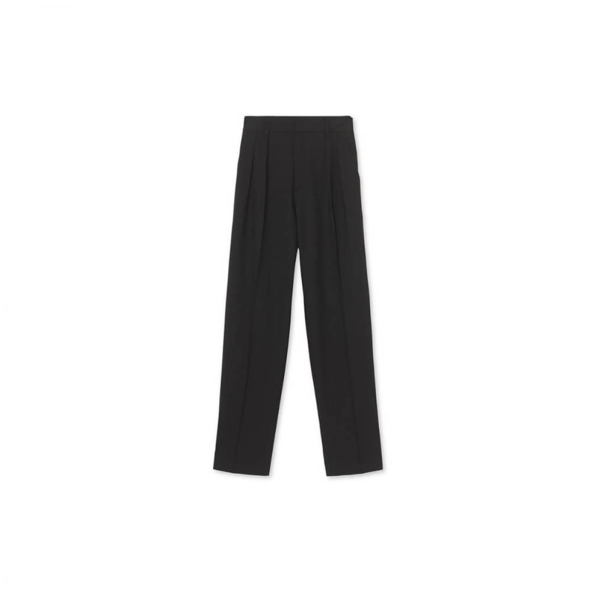wilma pants - black - front