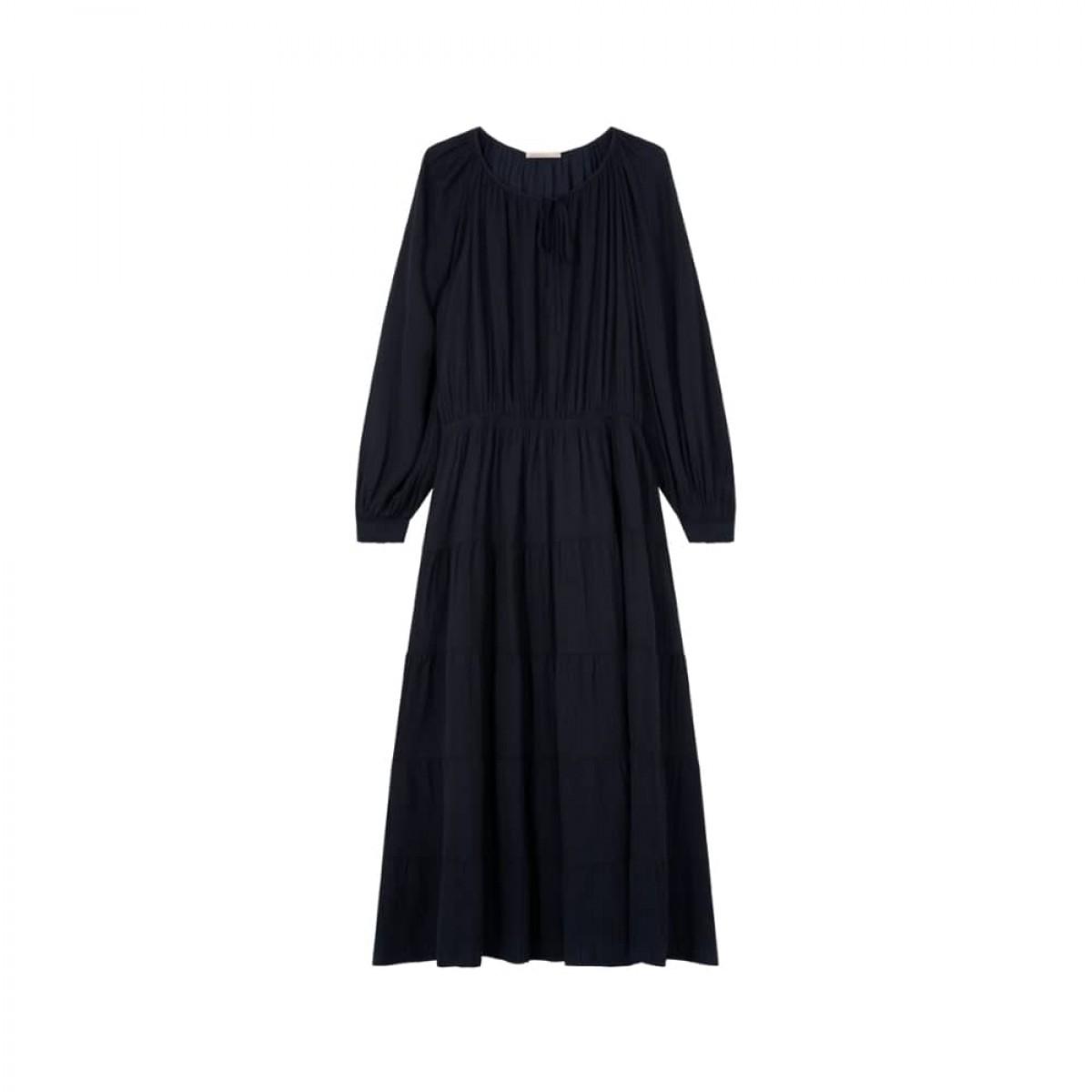 sultane dress - marine - front