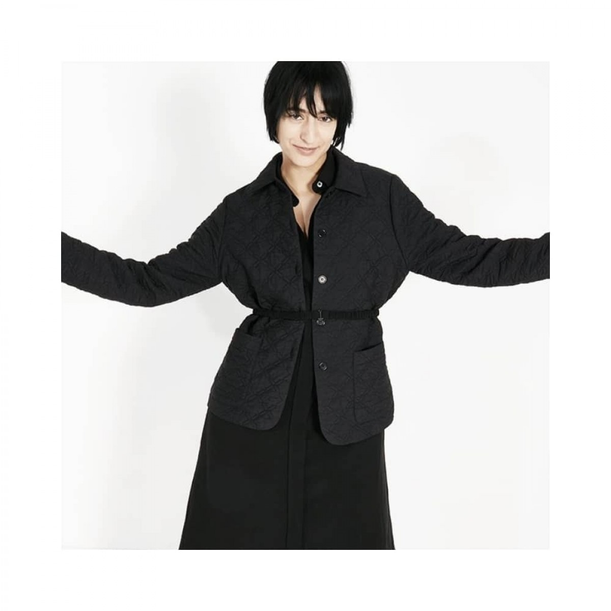 amanda jacket - black