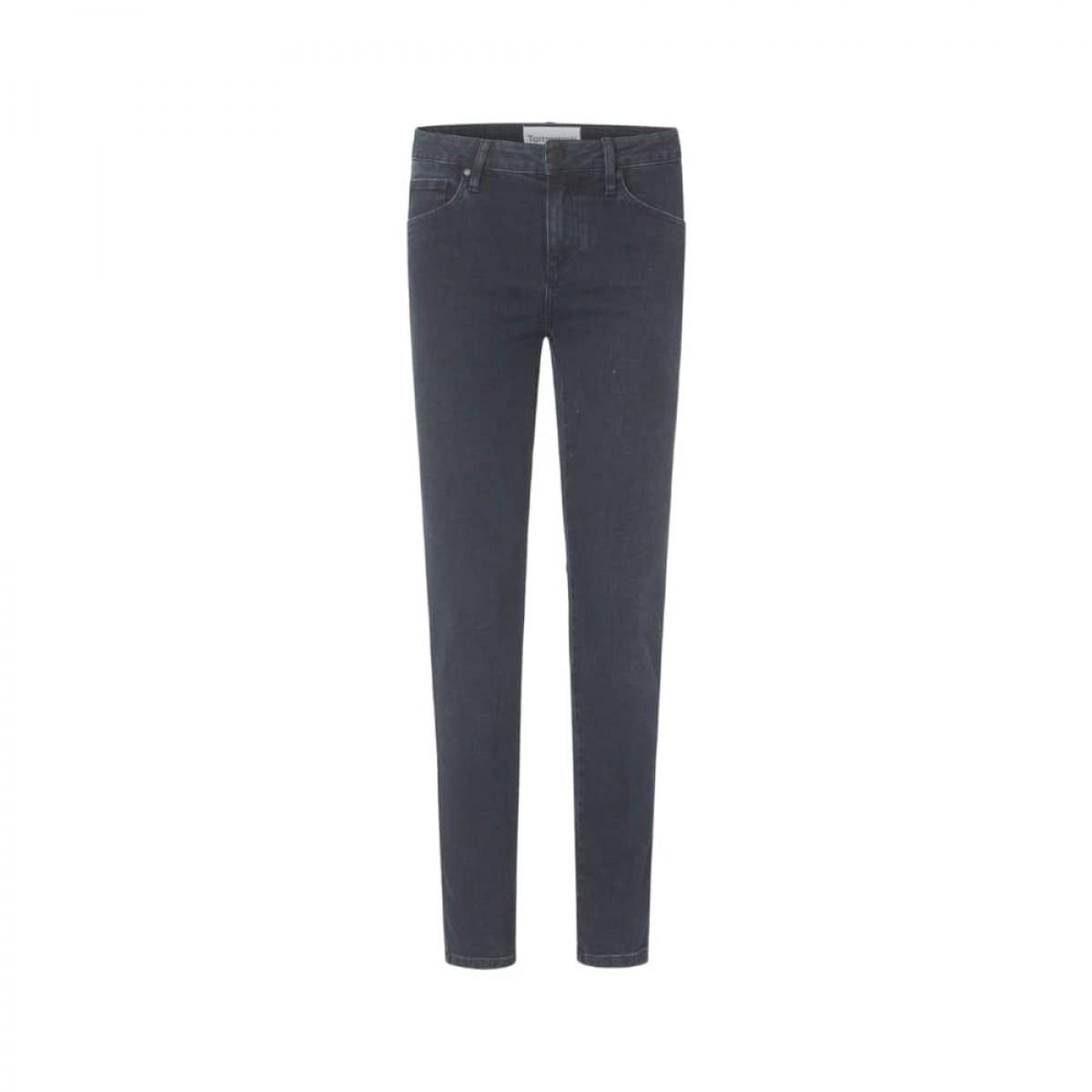 dylan slim jeans - black - front