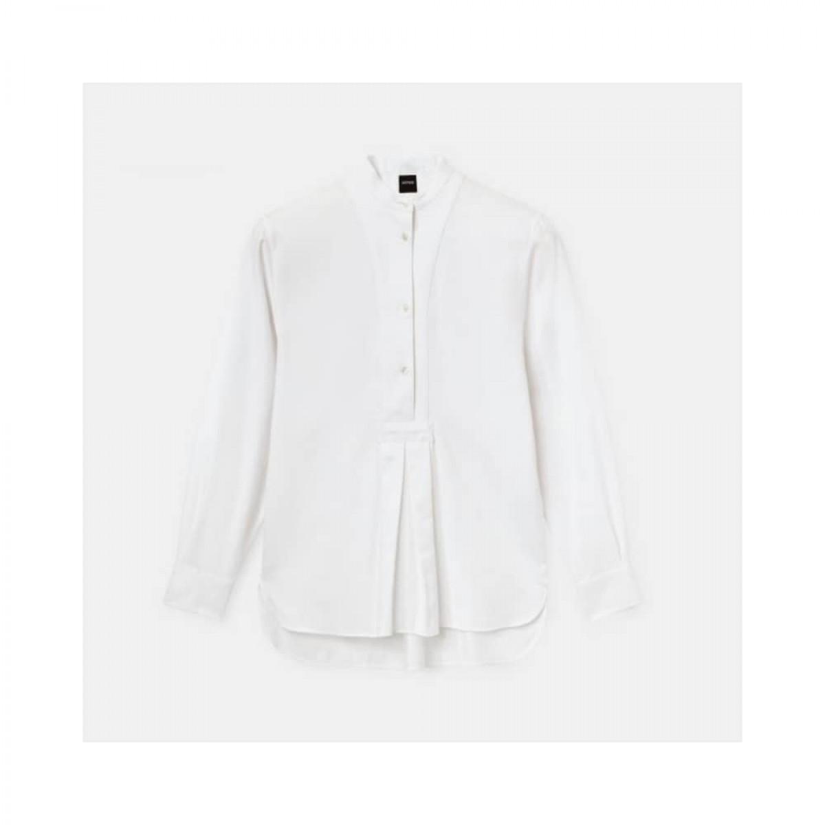 aspesi shirt - white - front