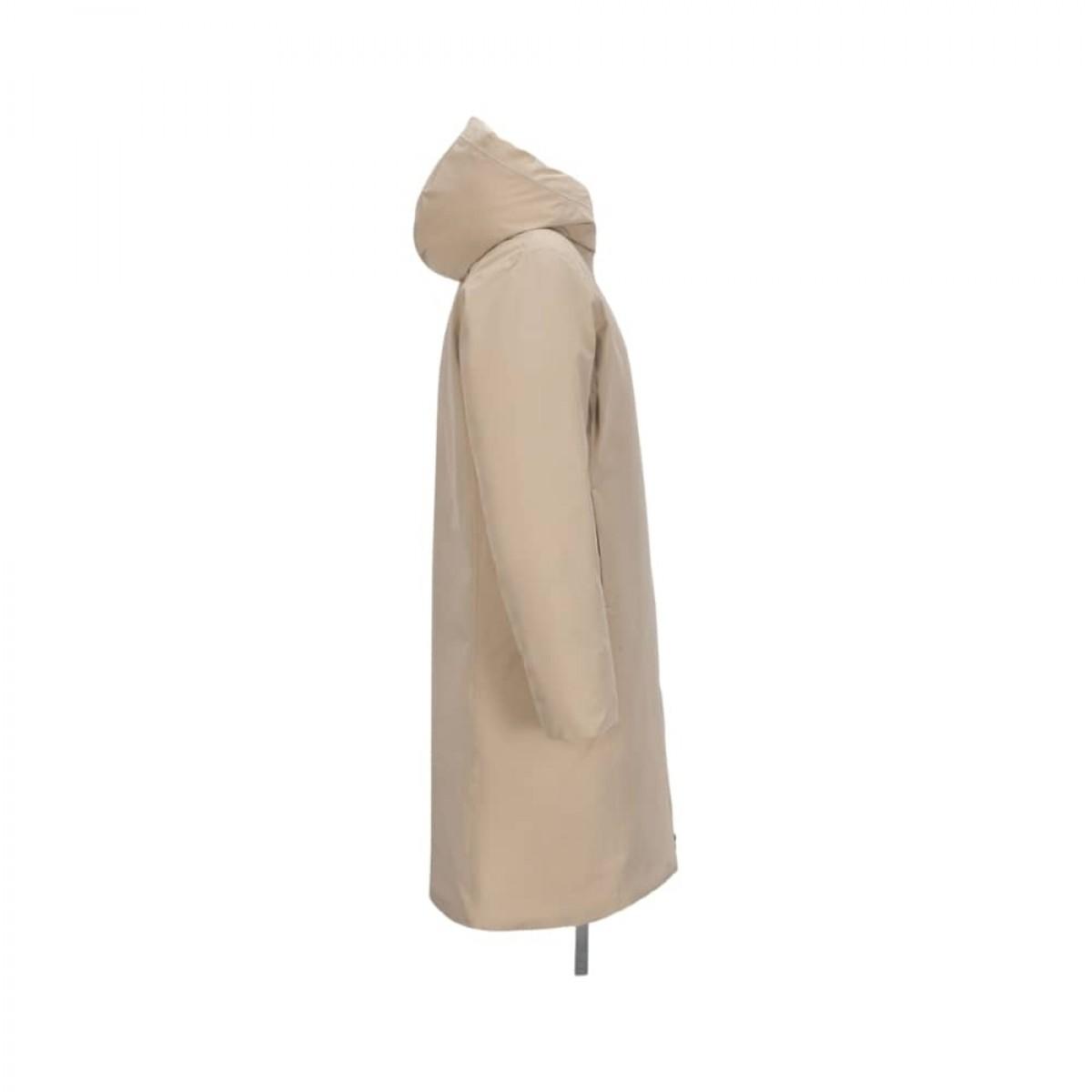 bjorli jacket - beige - fra siden