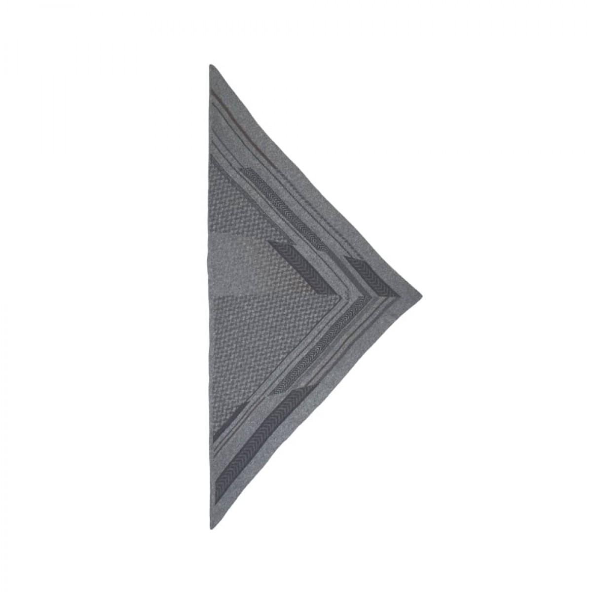 triangle kufiya double - city kufiya mixed - front