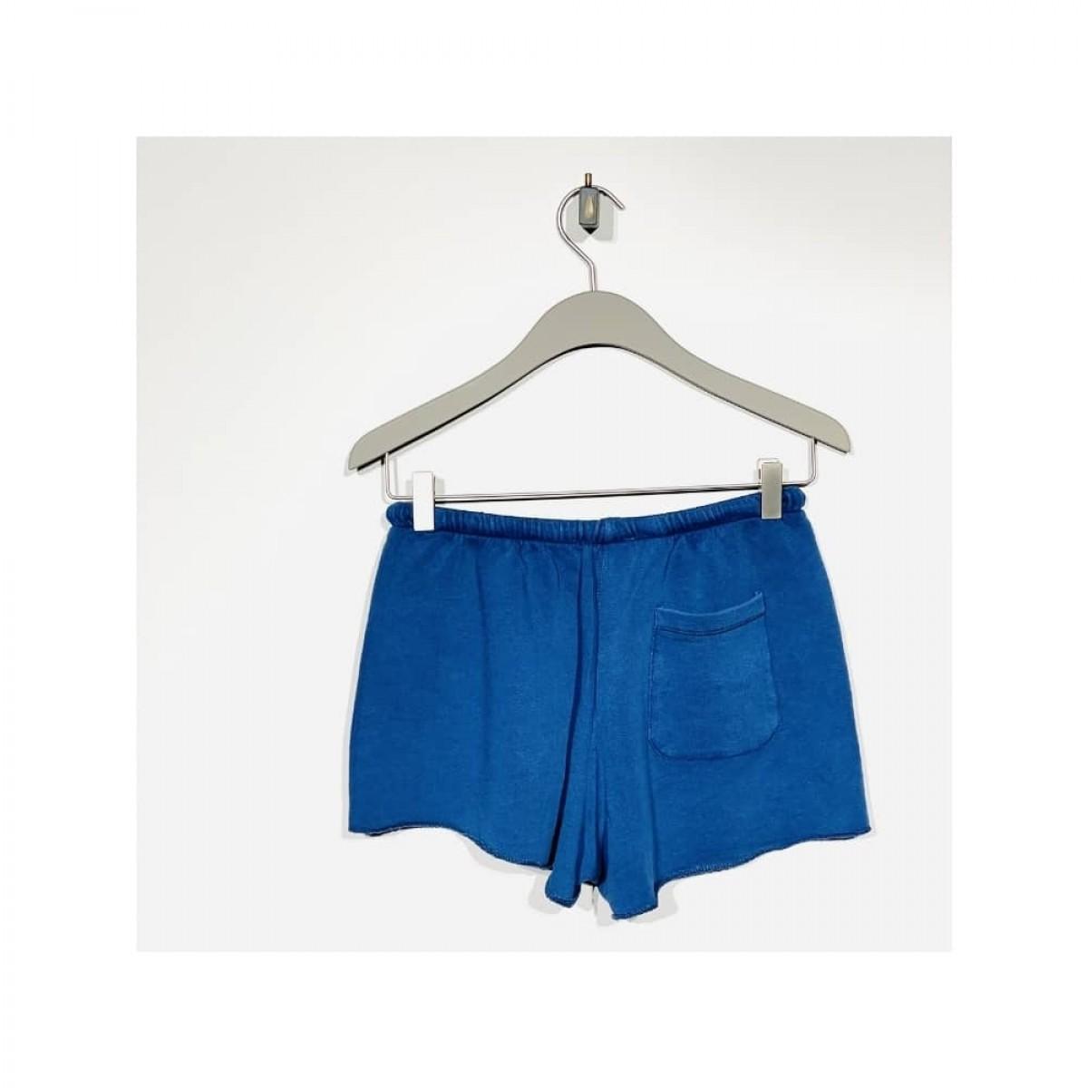 hapylife shorts - vintage blue - bag
