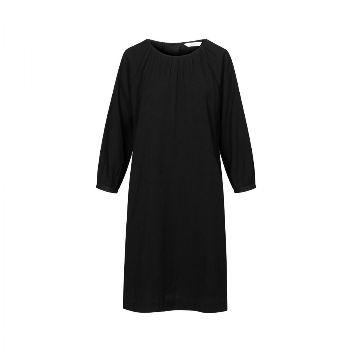 ea kjole - black