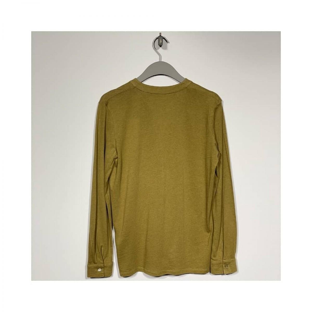 tunisien bluse - bronze - ryggen