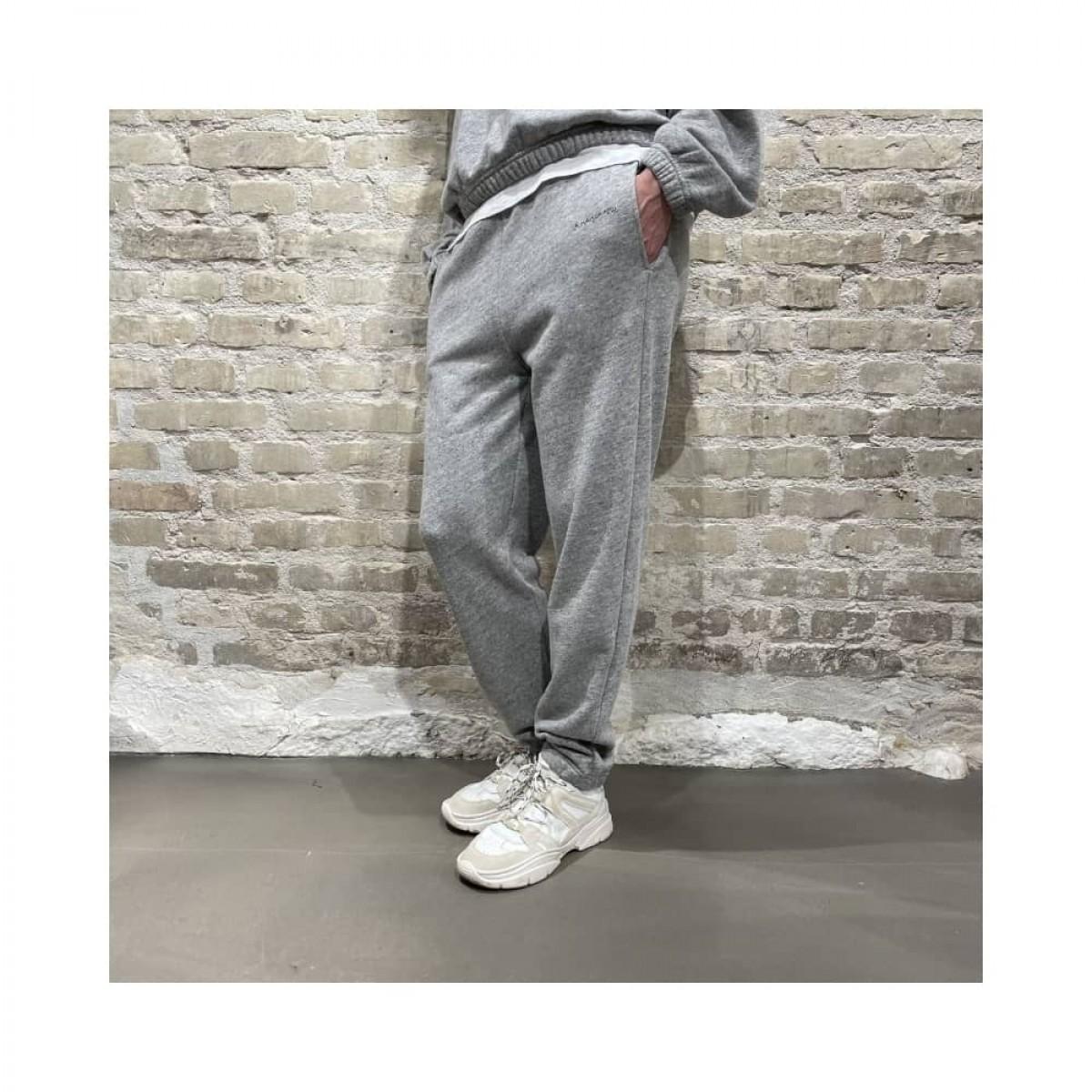 najabay sweat bukser - heather grey