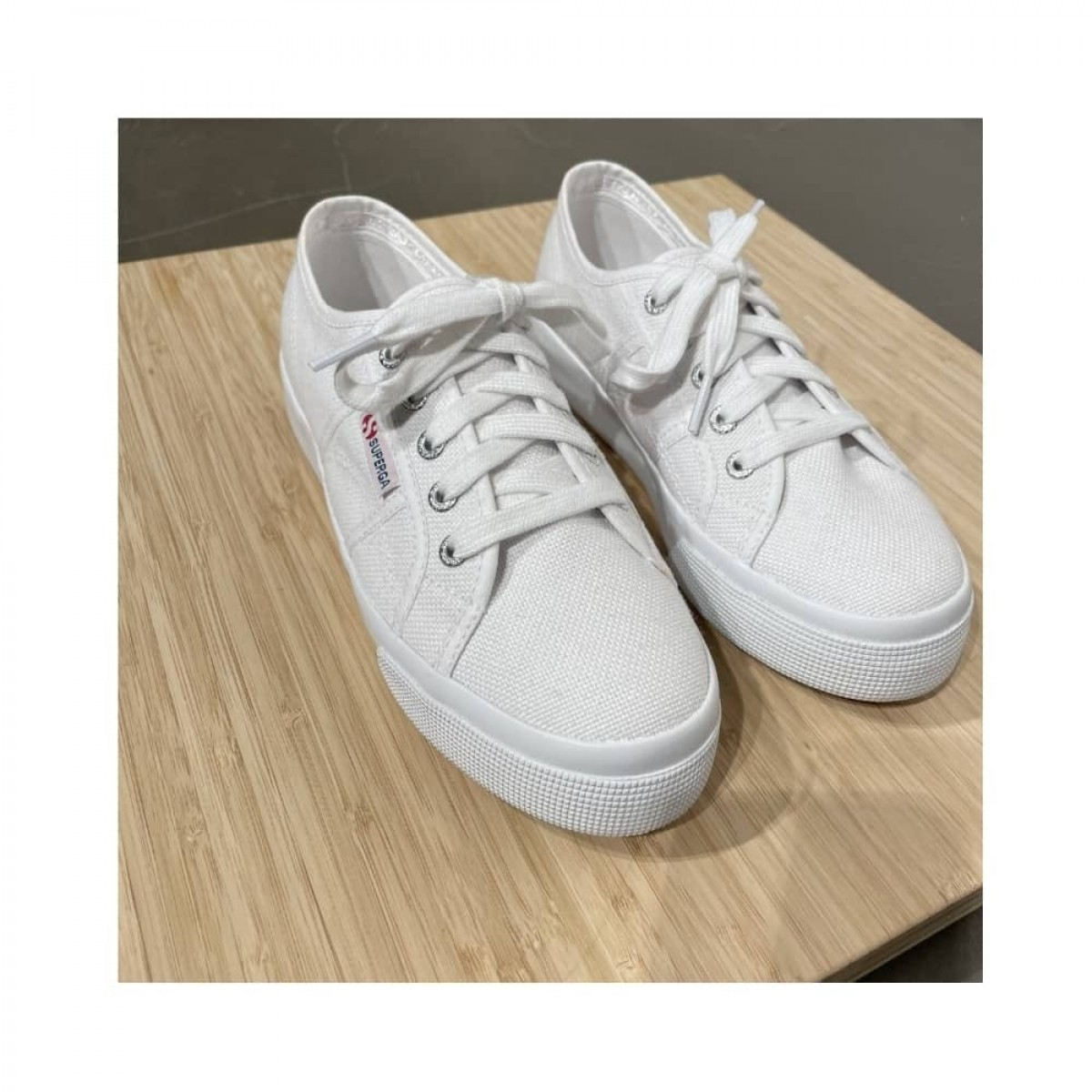 superga 2730 cotu - white