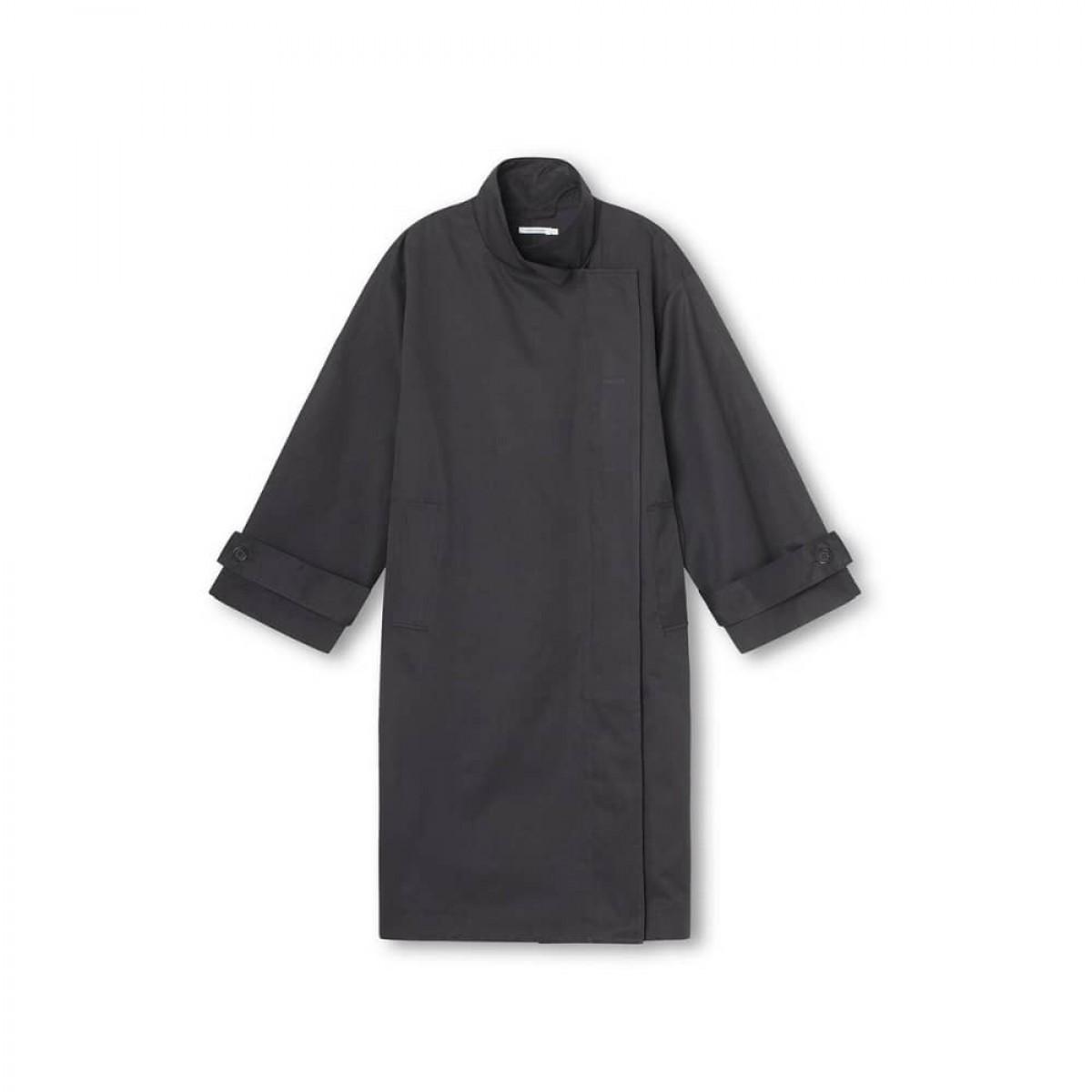 ricka coat - black