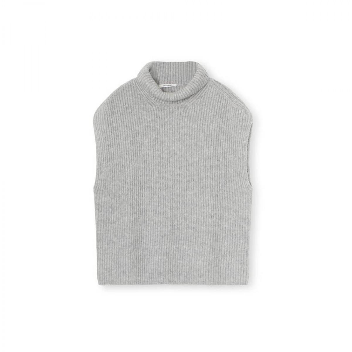 coco vest - grey dawn