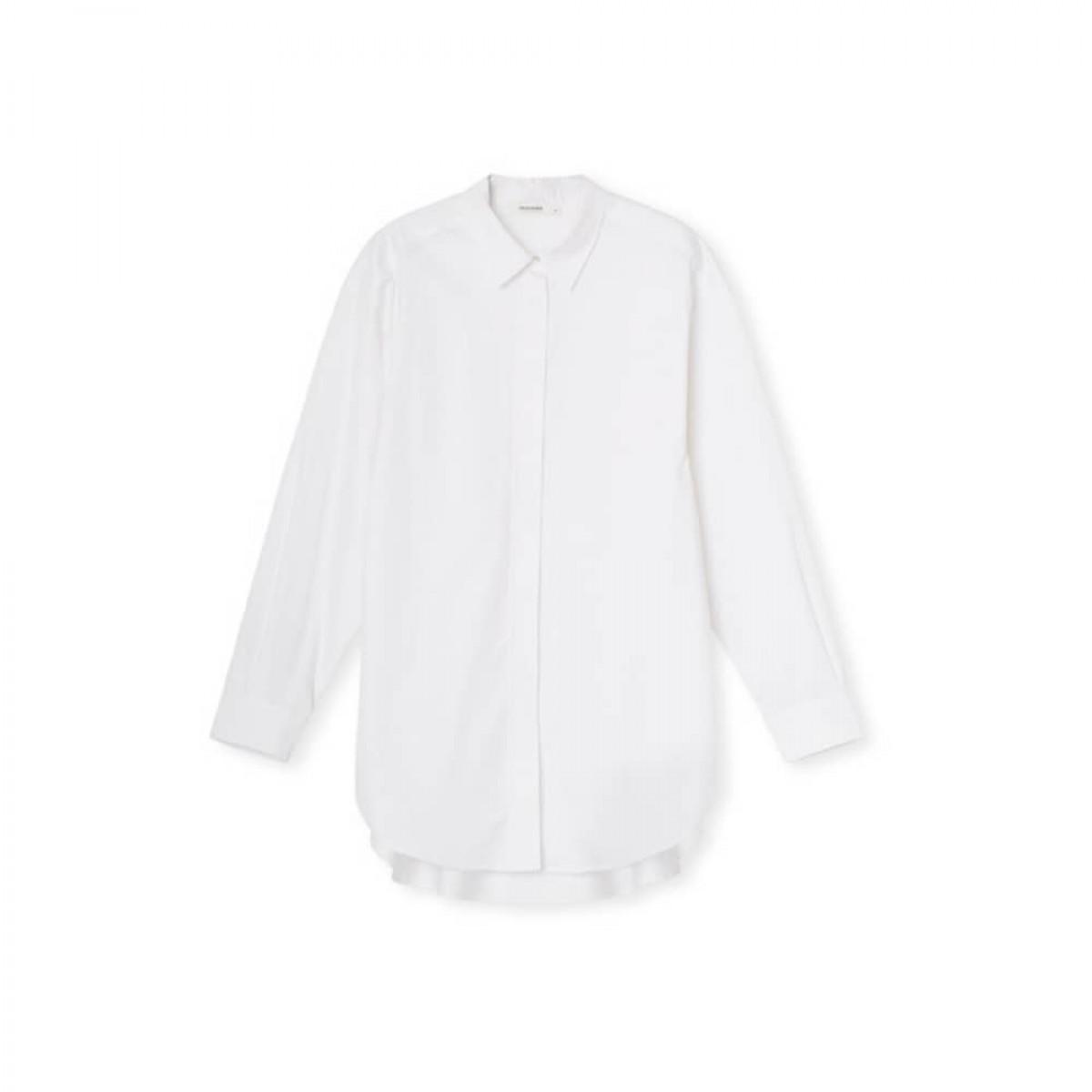 elin shirt - milk
