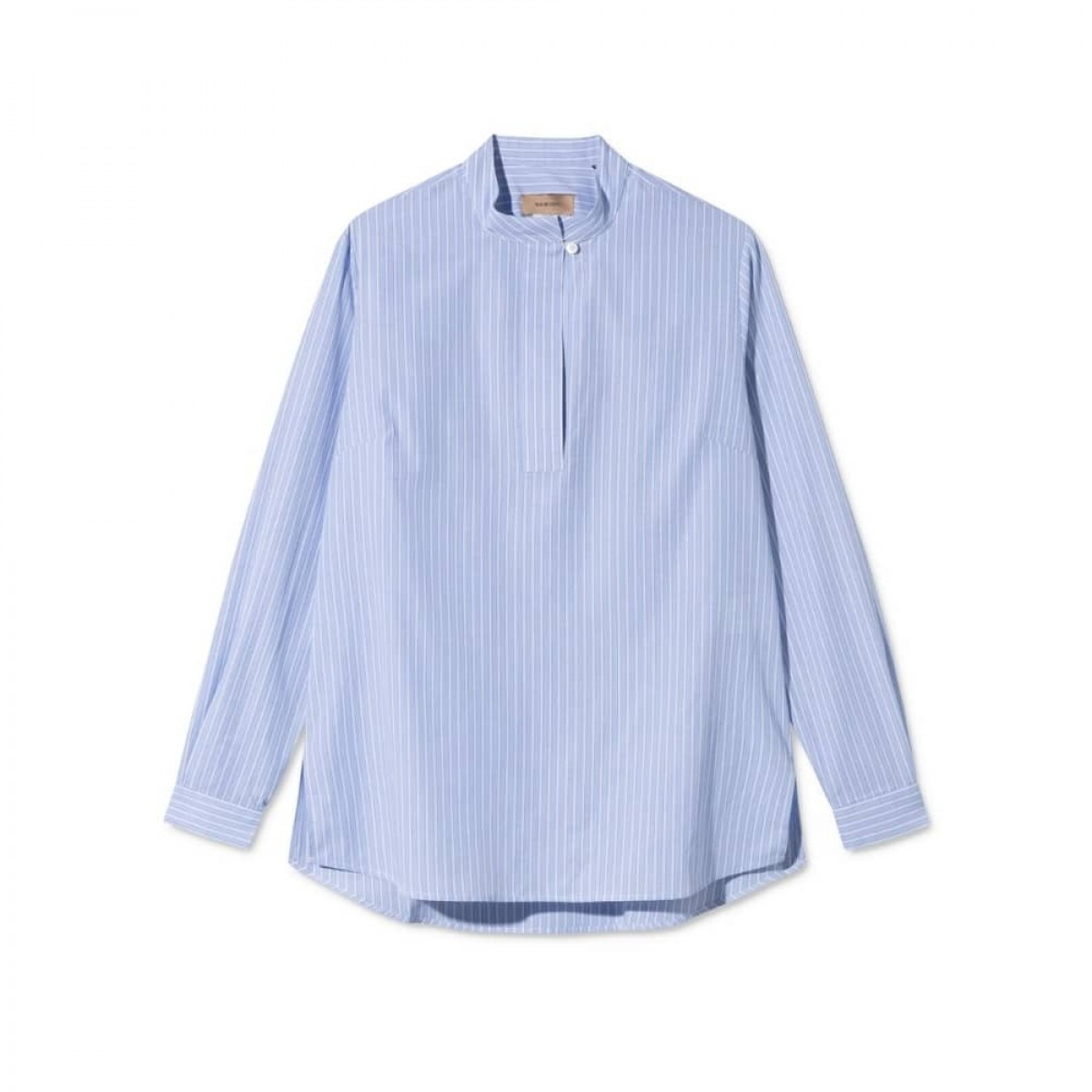 saba skjorte - blue/white