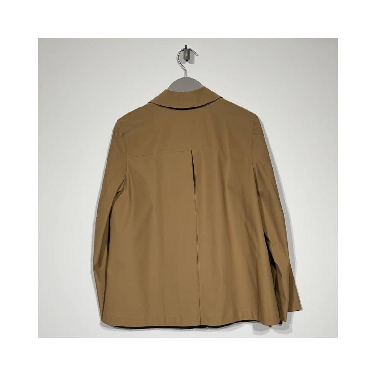 short loden jakke - bag