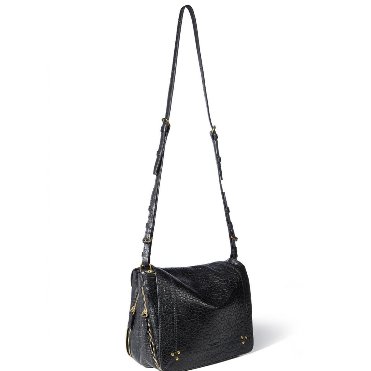 igor taske - black - med strop