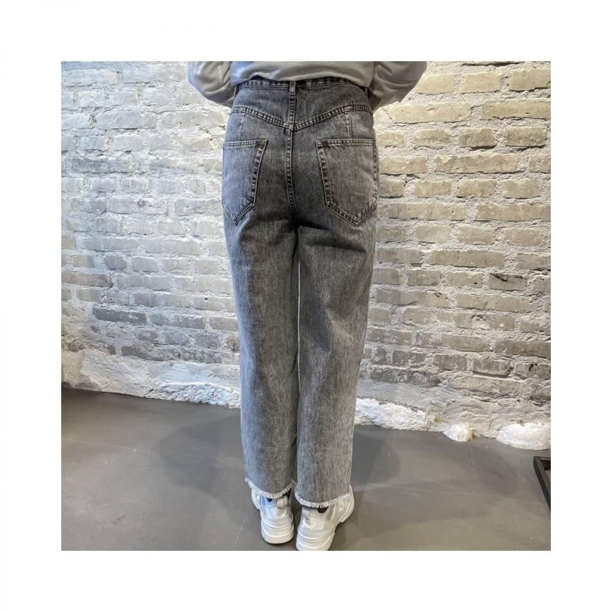 laliskasr jeans - grey - model bag