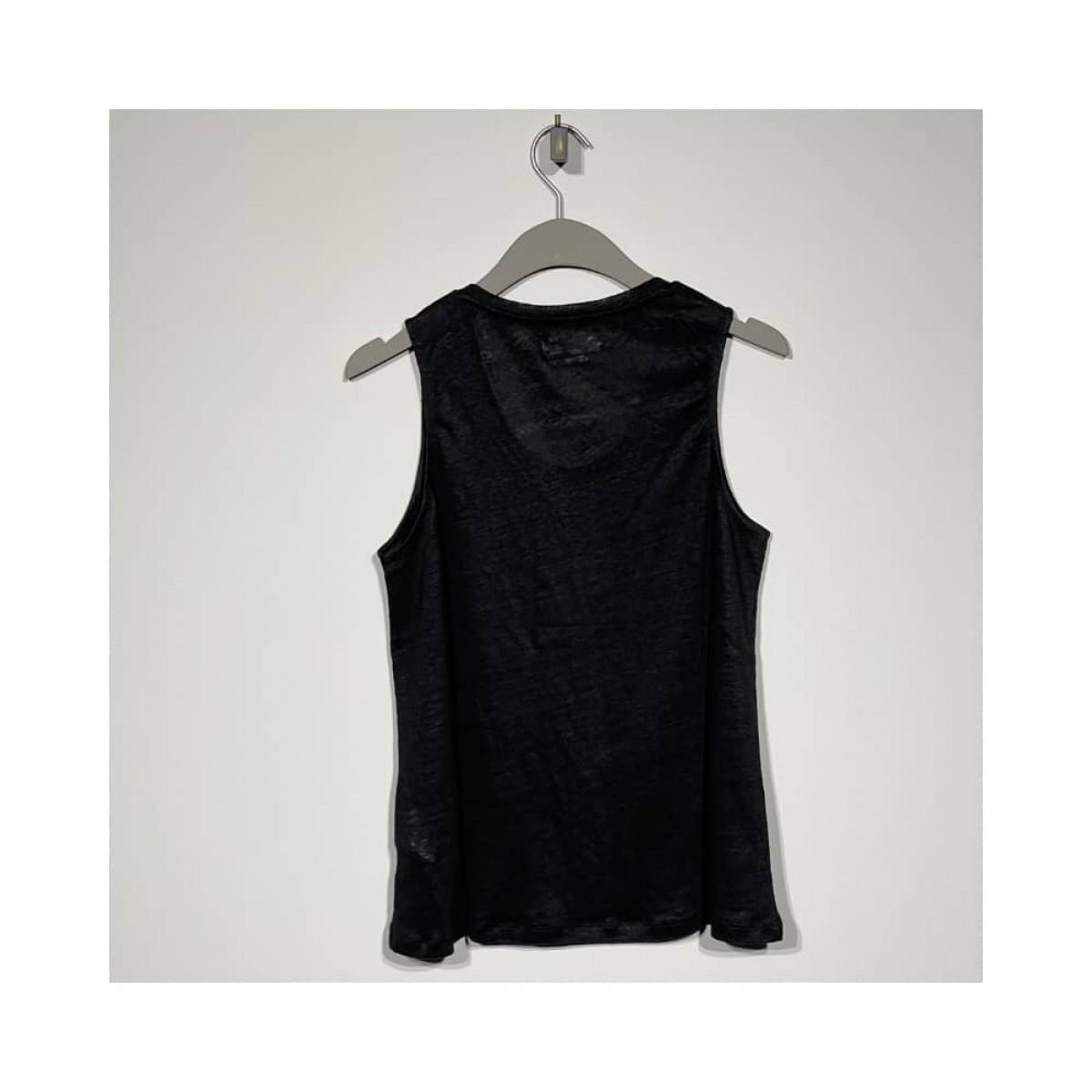 canotta top - black - bag