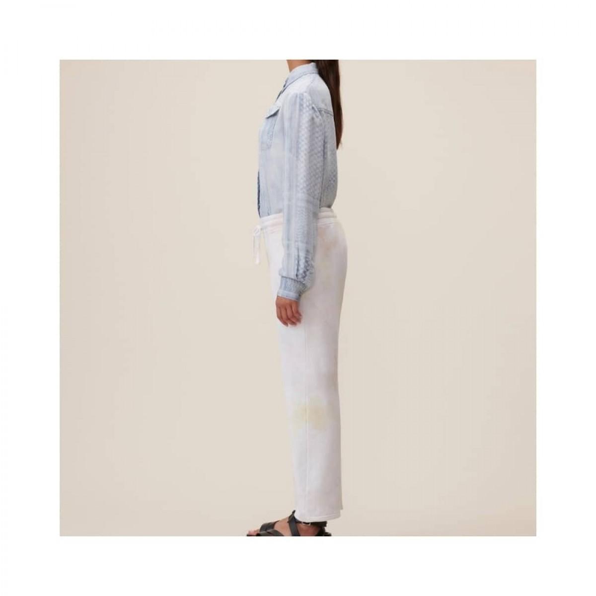 yetka sweat bukser - pastel multicolor - model fra siden