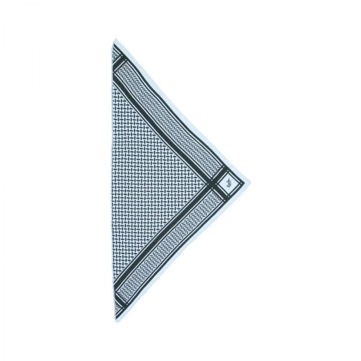 triangle trinity classic xs - light blue melange - trekant