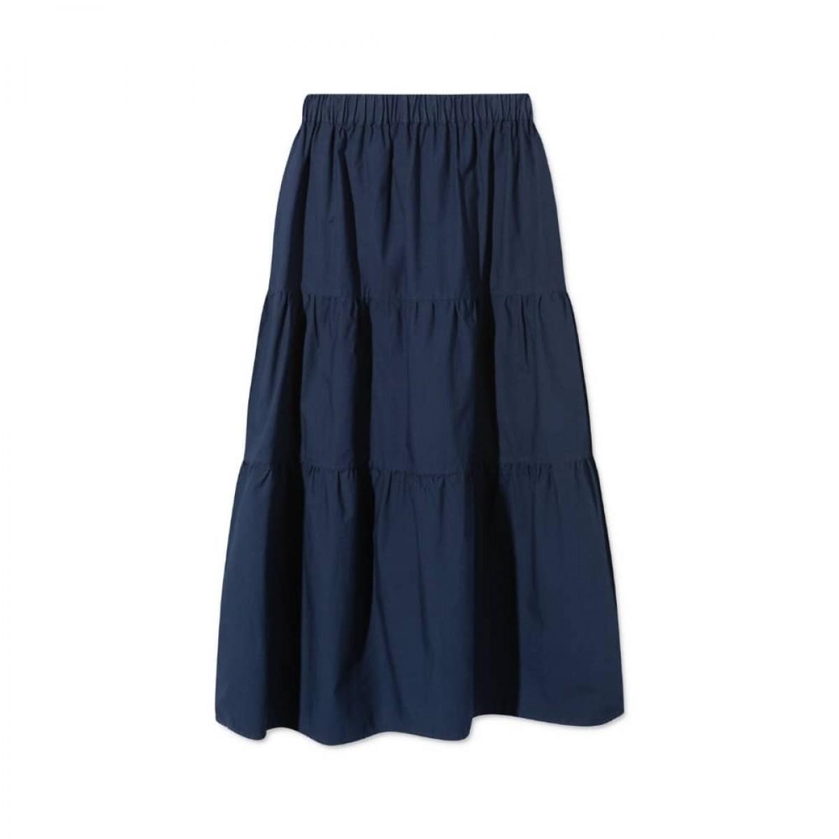 paprika nederdel - dark navy - bag
