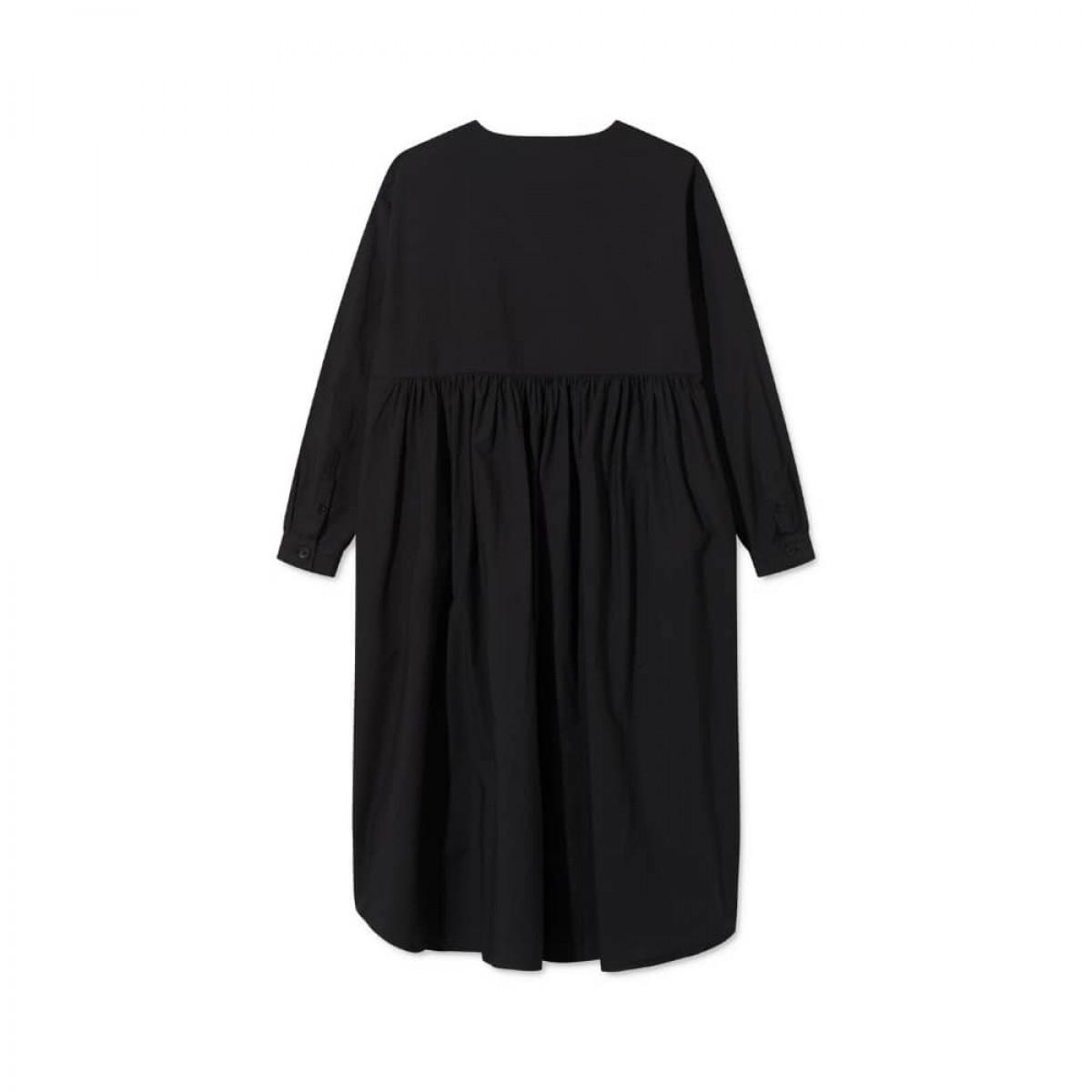 dixie kjole - black