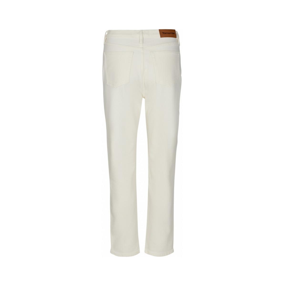 teresa regular jeans - ecru - bag